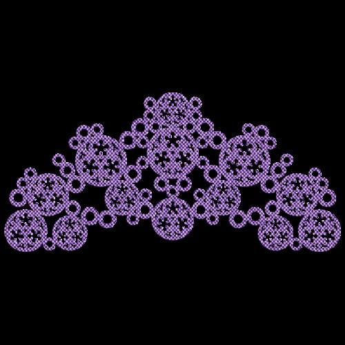 Edelweiss 1,60m x 0,76m