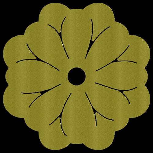 Bloom Mat 37 x 37 cm