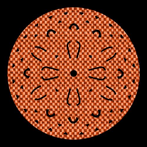 Rosetta Mat 37 x 36,5 cm