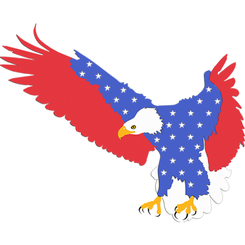 US Eagles 2 2,00 x 1,61m