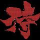 Samurai Kanji 1,26 x 1,20m