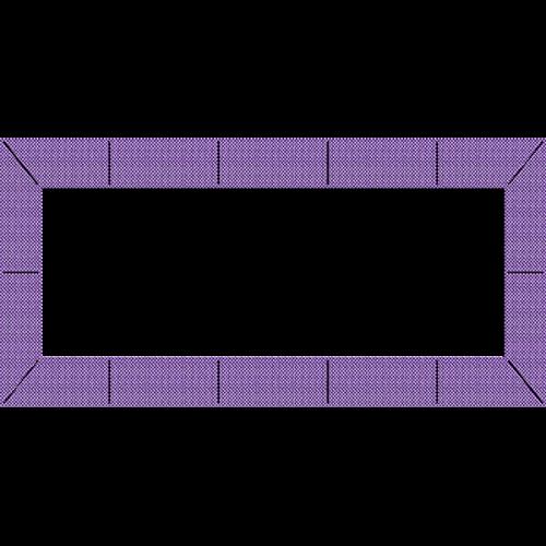 Esencial Frame XL 1,34 x 0,66 m