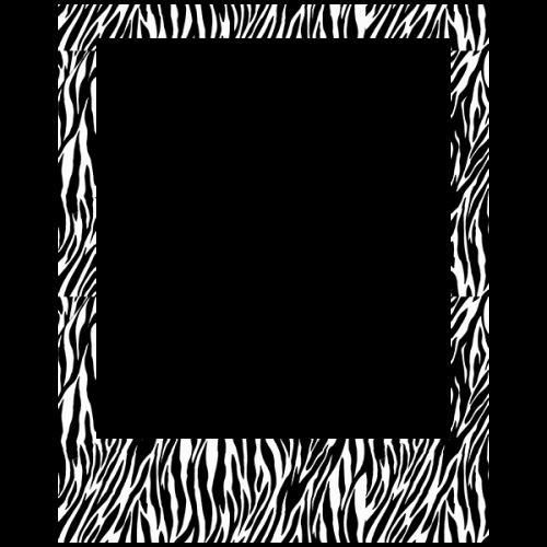 Zebra Frame L 0,8 x 1 m
