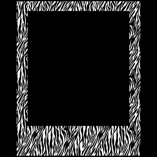 Zebra Frame XL 1,075 x 1,345 m