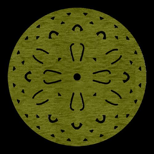 Rosetta Mat XL 47,5 x 47,5 cm